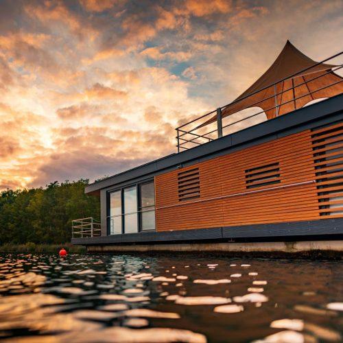 Floatinghouse mieten